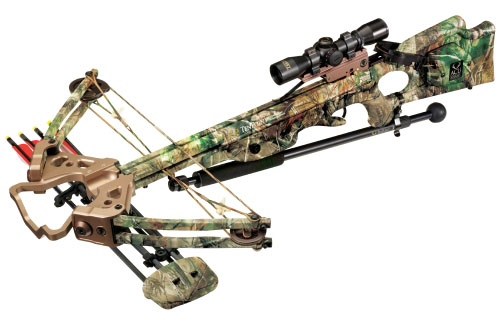 TenPoint® Phantom CLS™ Crossbow Package Compact Limb System™ technology