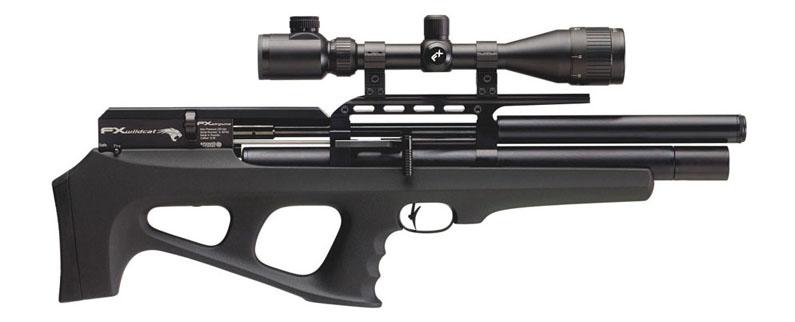 Single Shot Adaptateur pour FX Wildcat Air Rifles
